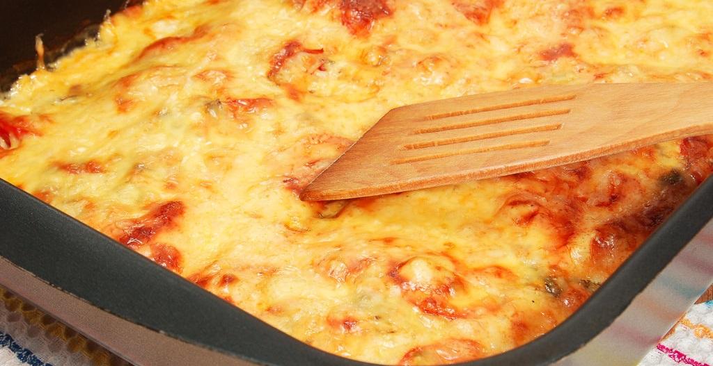 Обожаю овощи: беру перец, домашний сыр и картофель и делаю запеканку (рецепт)