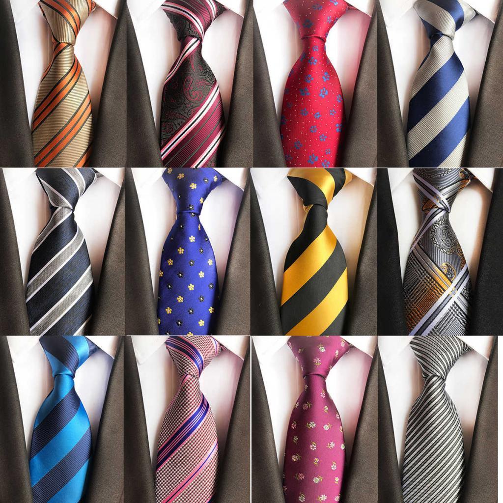 Рекомендации от портных: как правильно выбрать мужской галстук