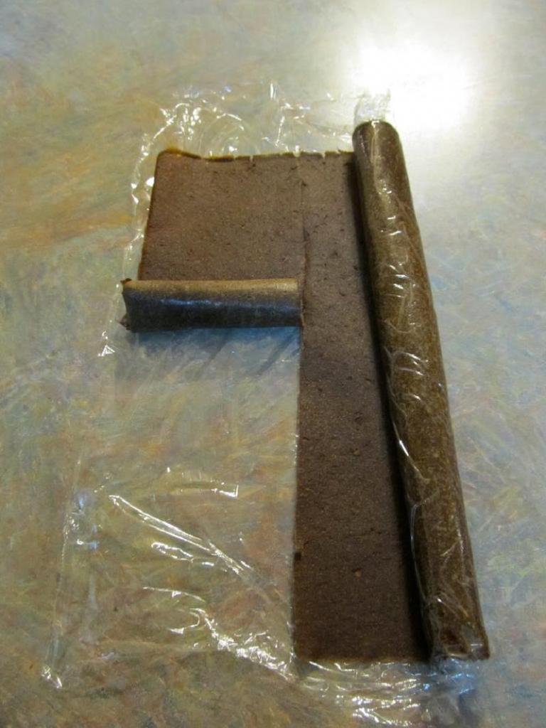 На зиму запаслась полезной пастилой: готовлю ее из тыквы и какао-порошка
