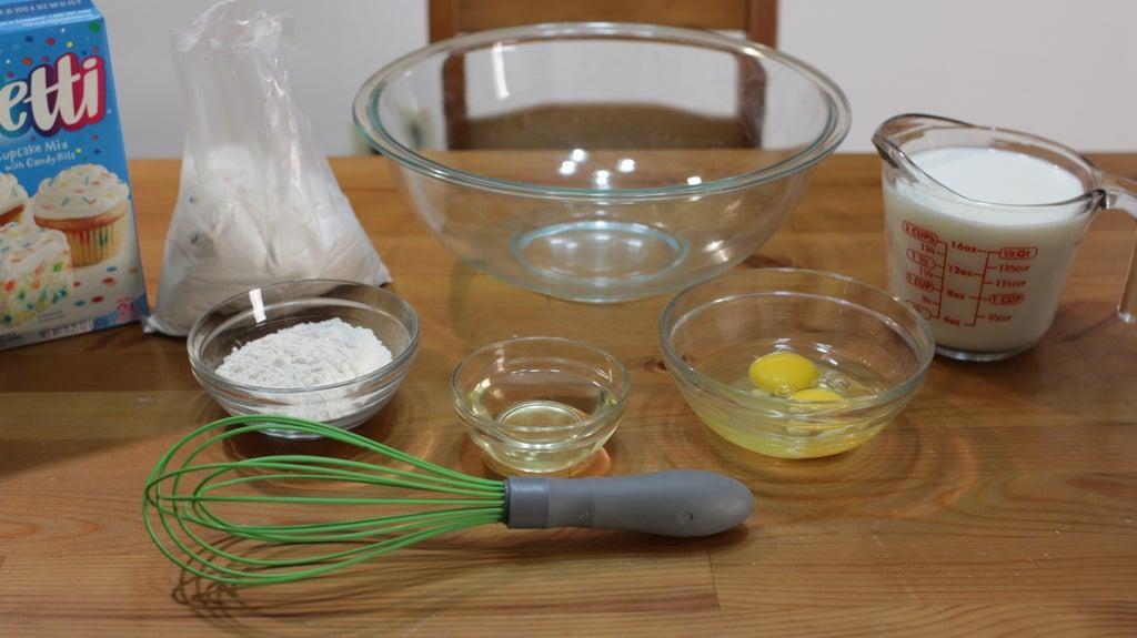 Нежные и воздушные блинчики из смеси для бисквита: превосходно сочетаются со сгущенкой и кофе