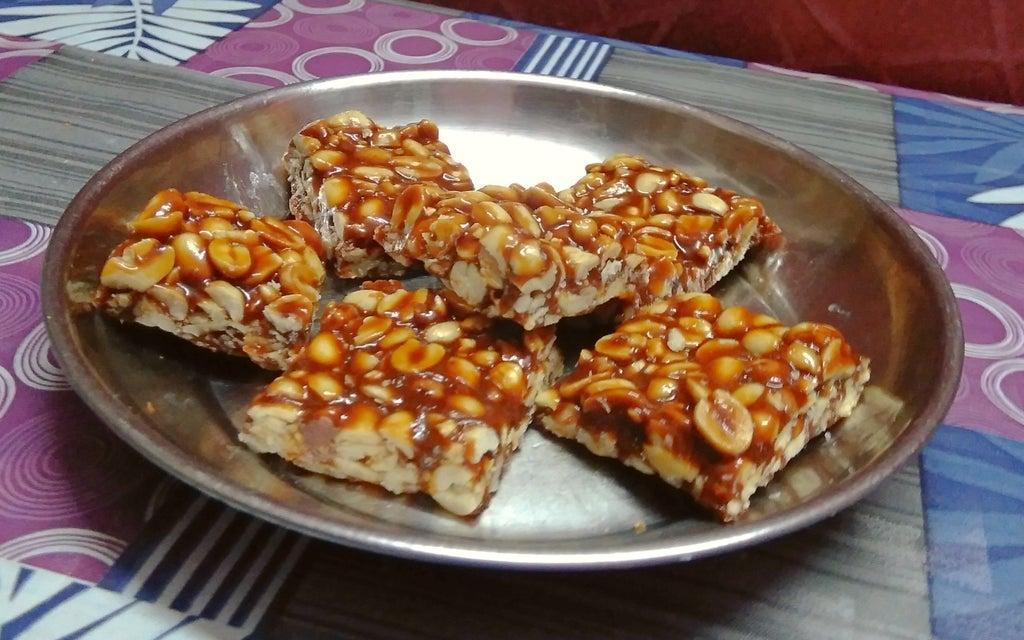 Арахис в сахарном сиропе: вкусный и сытный перекус, который я даю ребенку с собой в школу