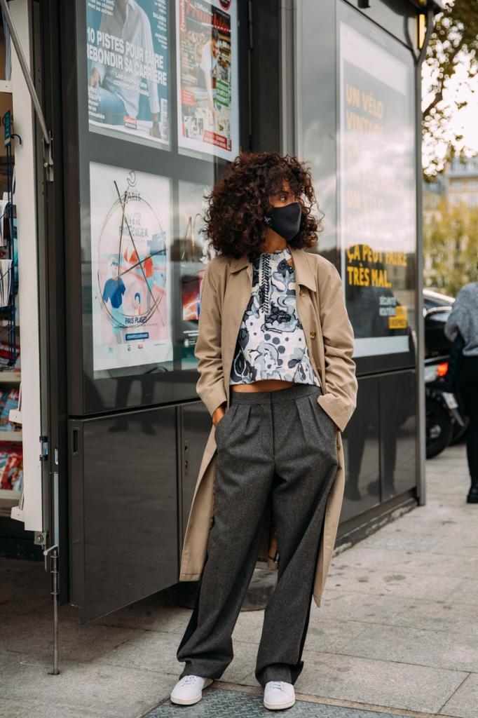 Мешковатые брюки в тренде: варианты от модных домов на следующий сезон