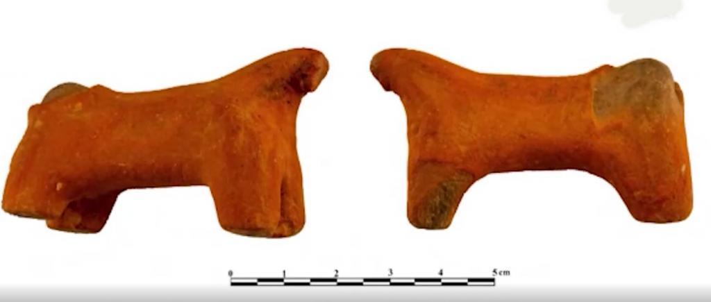 В Турции археологи обнаружили древнеримские детские глиняные игрушки возрастом около 2000 лет (фото)
