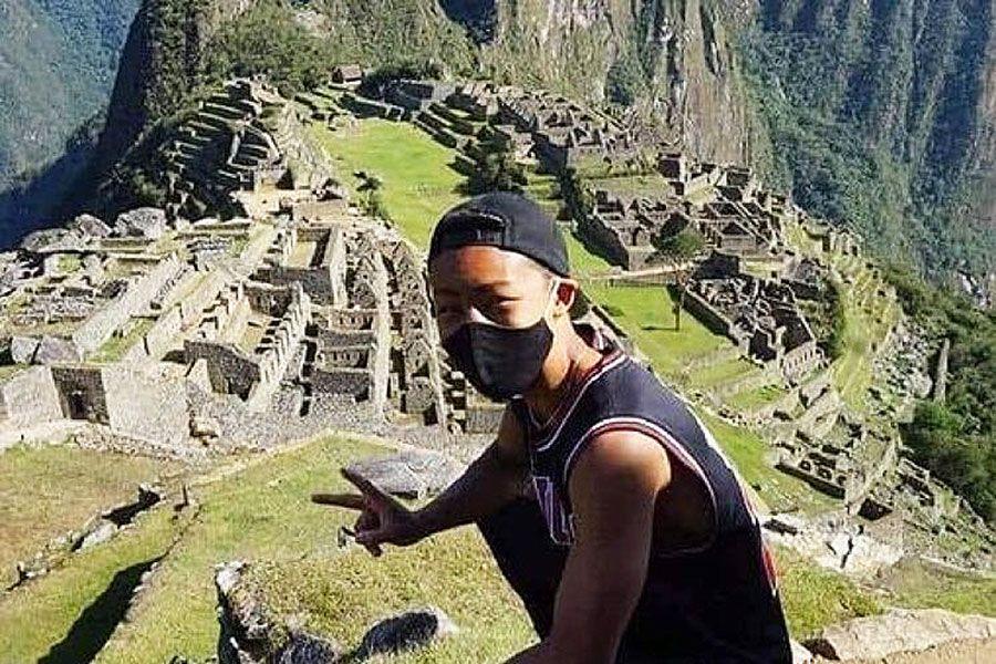 Мачу Пикчу отрыли для одного туриста, который с марта ожидал возможности попасть туда, но просидел в изоляции из-за коронавируса