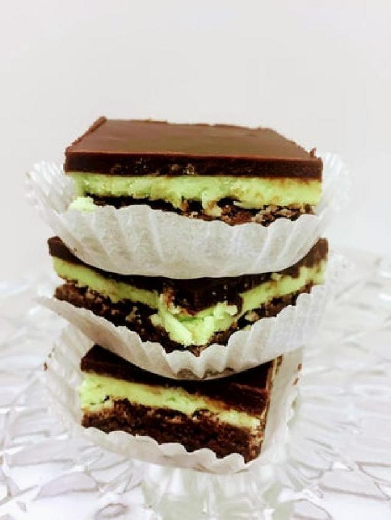 Шоколадные мятные пирожные для тех, кто любит экспериментировать на кухне: нестандартный десерт с ярким вкусом