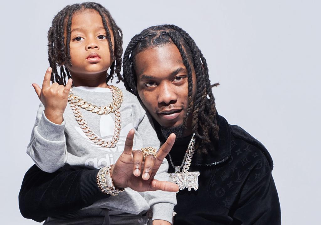 Американский рэпер показал автокресло для 2-летней дочки за 8000 $, но уверен, что через неделю оно будет испачкано сладостями