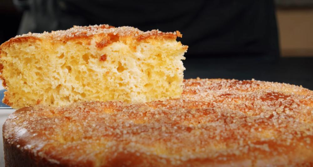 """Летаю в """"Сливочных облаках"""": тесто как воздух и карамельная корочка сверху – десерт, который просто """"влюбил"""" в себя"""