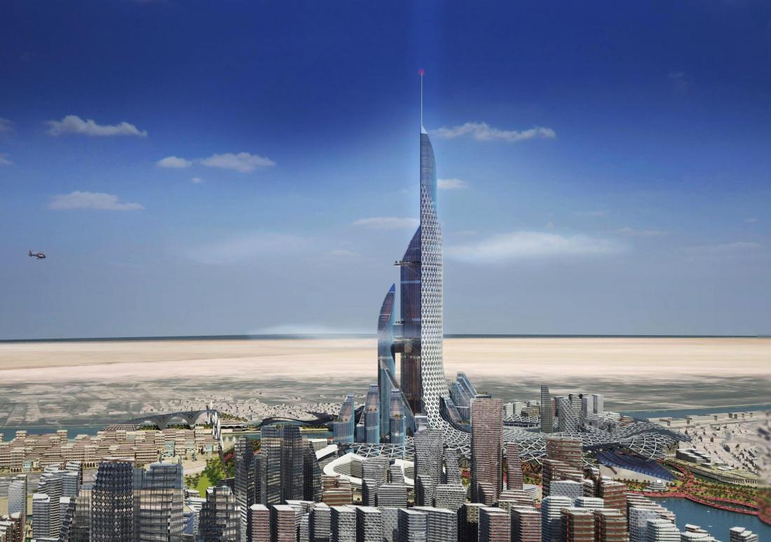 приготовить самый большой небоскреб в мире фото помощью такого