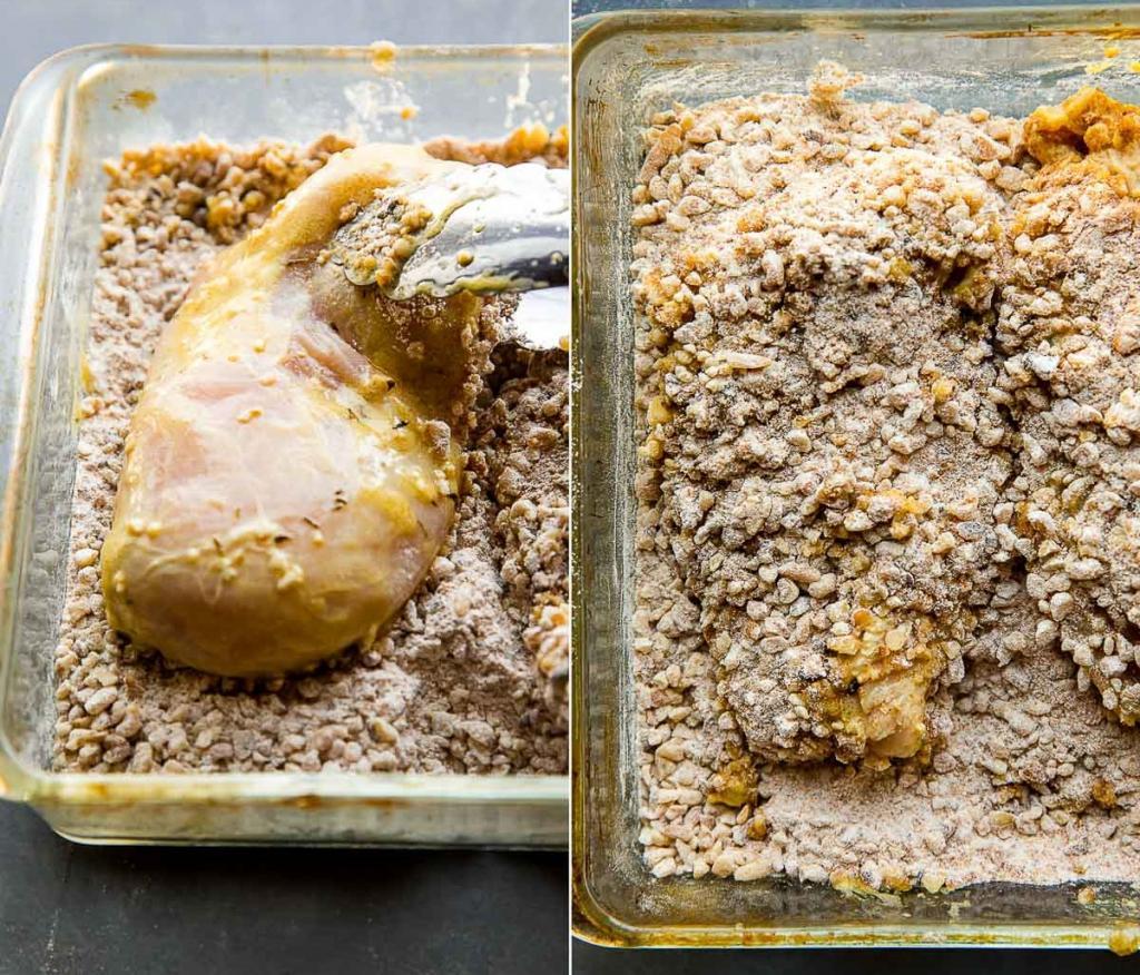 Накупила грецких орехов и сделала вкуснейшую курочку под ореховым соусом