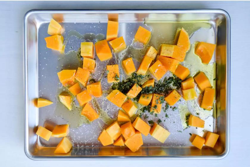 Еще один вкусный рецепт с тыквой. Приготовила лазанью со сливочным сыром — удалась на славу