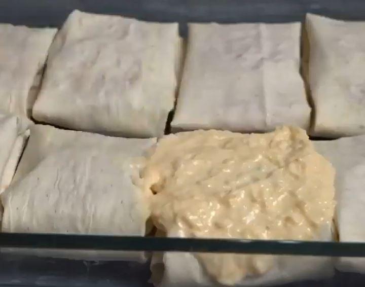 Заворачиваю скумбрию в лаваш и отправляю в духовку: сочнее рыбки не пробовала