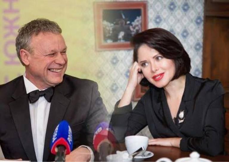 Дважды в одну реку. Сергей Жигунов во второй раз развелся с женой из-за любовницы