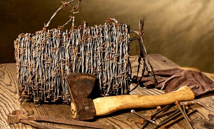 27 октября 1873 г. Джозеф Глидден запатентовал колючую проволоку: интересные факты об этом