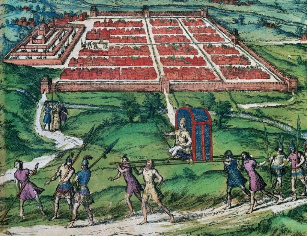 Архитектор из Польши смогла доказать существование загадочной измерительной системы, которой пользовались древние инки