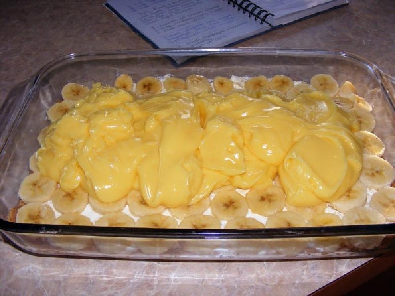 """Нежнейший десерт """"Банановая фантазия"""": готовлю лакомство из слегка переспевших фруктов"""