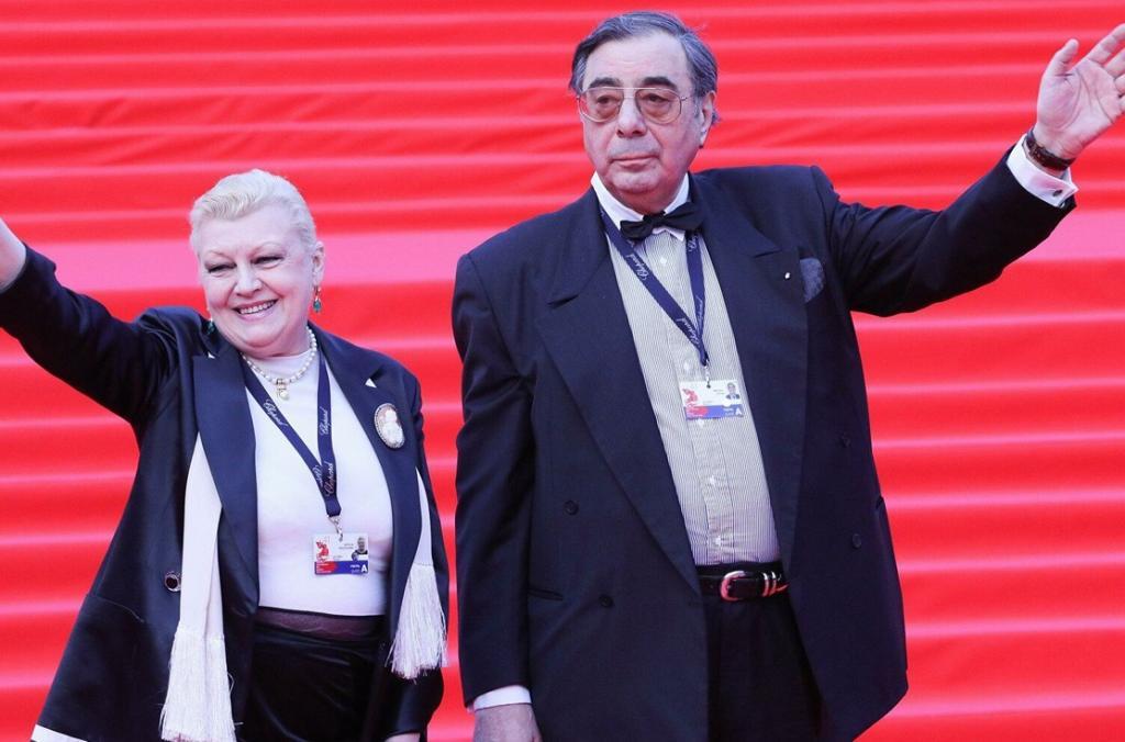 Суд не арестовал 72-летнюю актрису Дрожжину и ее 71-летнего мужа, юриста Цивина