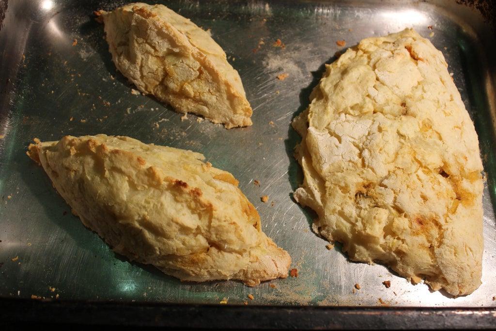Булочки из картофельного теста с паштетом: уникальный рецепт закуски без глютена прямиком из Англии