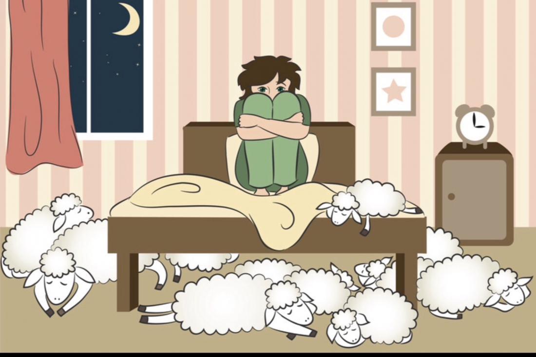 Поздравления новым, не спится ночью смешные картинки