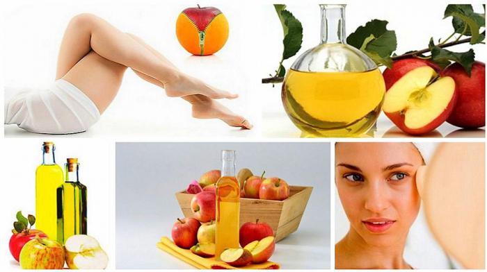 Вода мед яблочный уксус диета