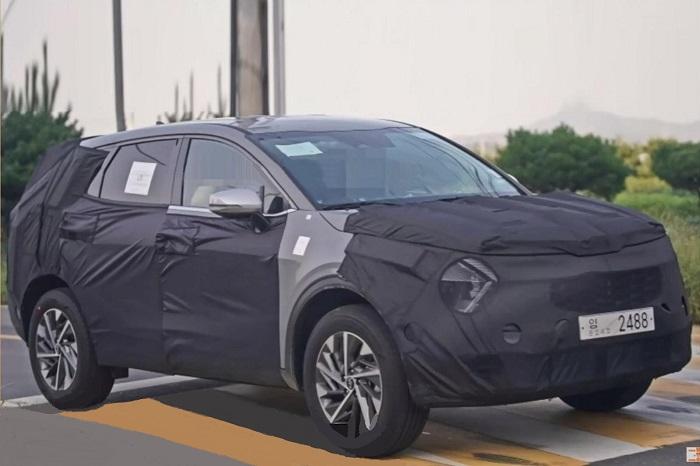 Kia Sportage будет выглядеть феноменально: новый рендеринг от корейского дизайнера Kitekro модели 2022