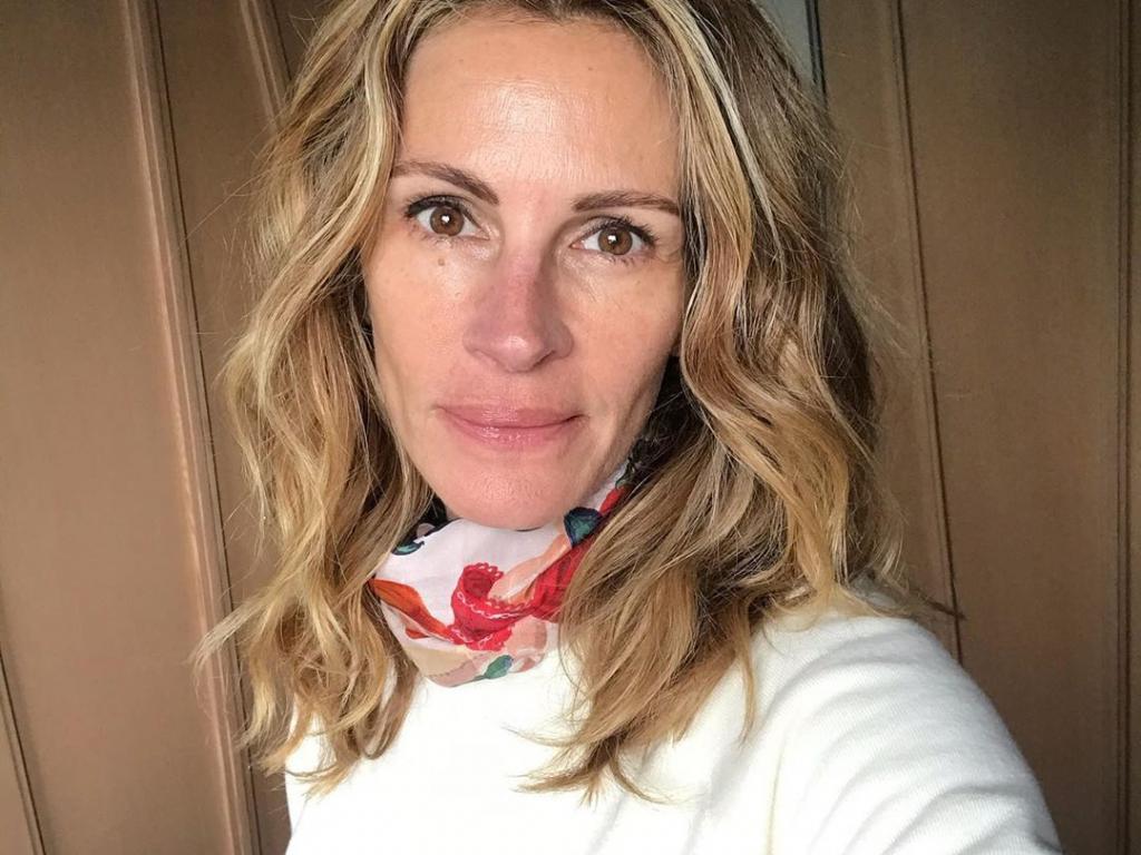 Джулии Робертс 53 года. Секрет ее красоты и молодости - оливковое масло