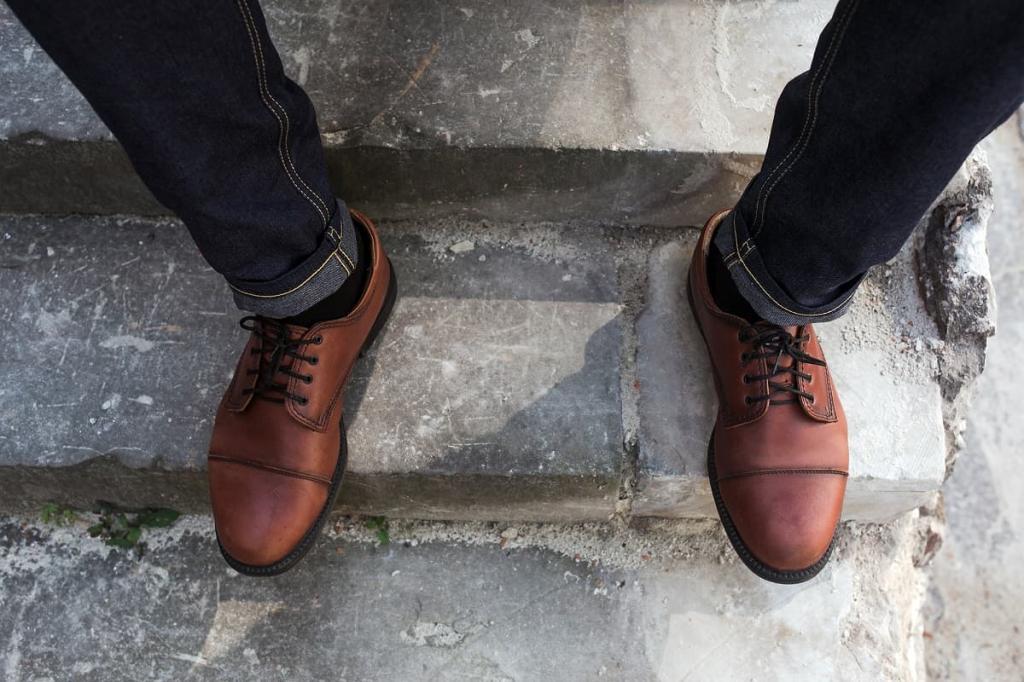 Как с помощью картона не ошибиться в покупке новой пары ботинок: уже не один год пользуюсь этим лайфхаком