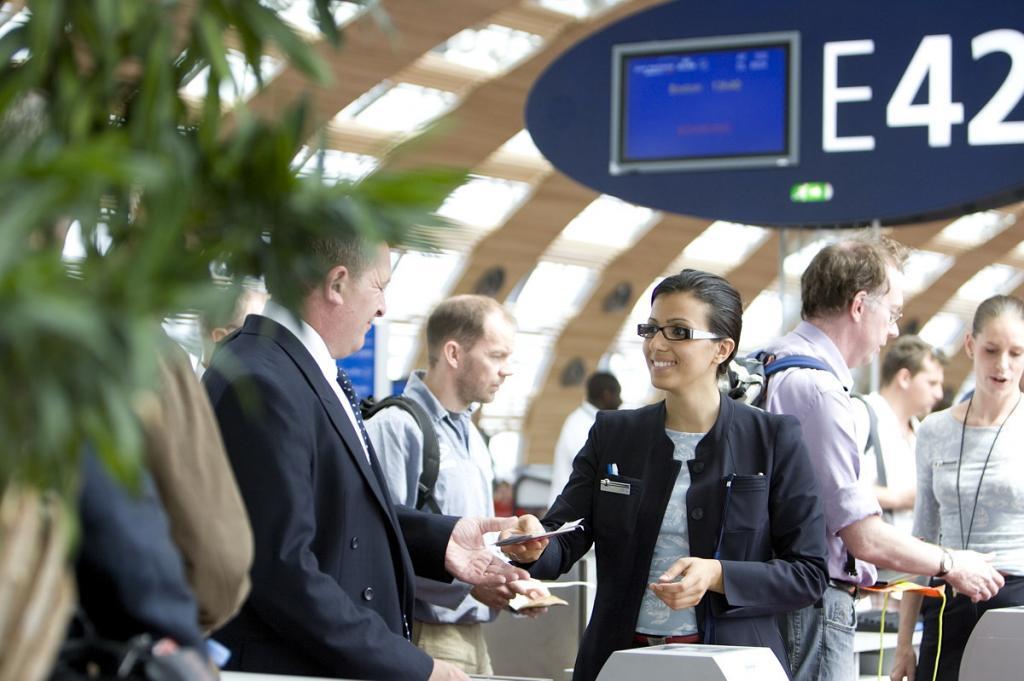 Экспресс-тесты перед посадкой в аэропорту могут стать обычной процедурой