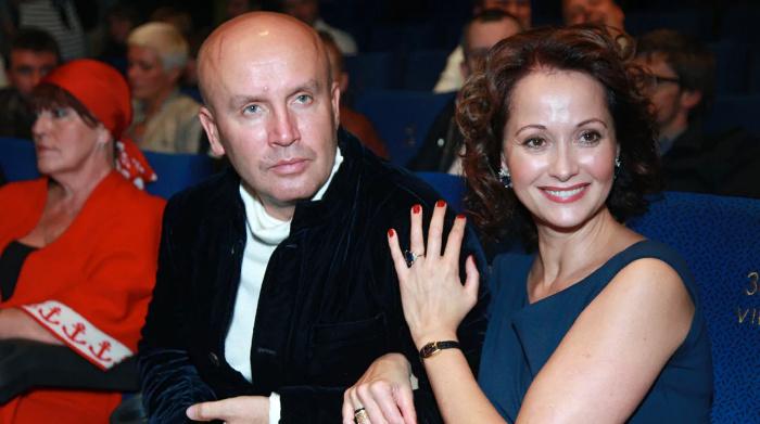 Ольга Кабо развелась с мужем-миллионером в день его юбилея