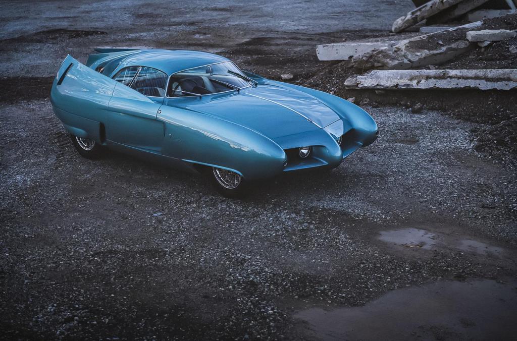"Три эксклюзивных ""бэтмобиля"" марки Alfa Romeo проданы на аукционе Сотбис за $14,8 млн"