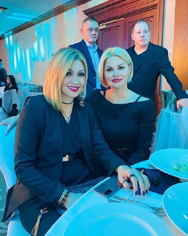 Разведенная Ирина Круг вышла в свет с новым спутником (фото)