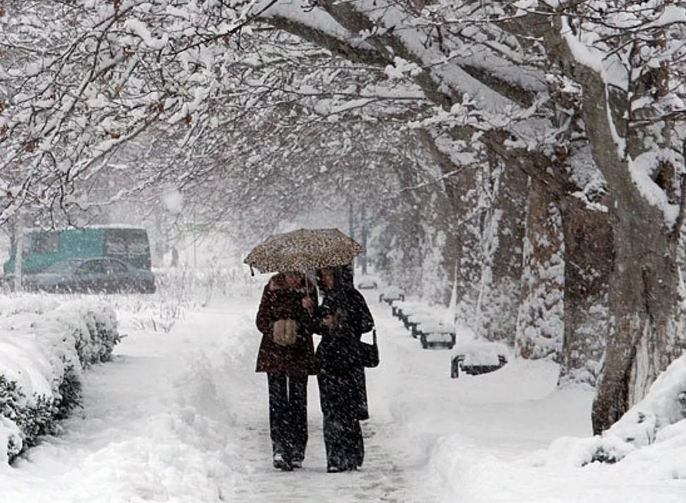 Синоптики прогнозируют неоднородную зиму на 2020-2021 год