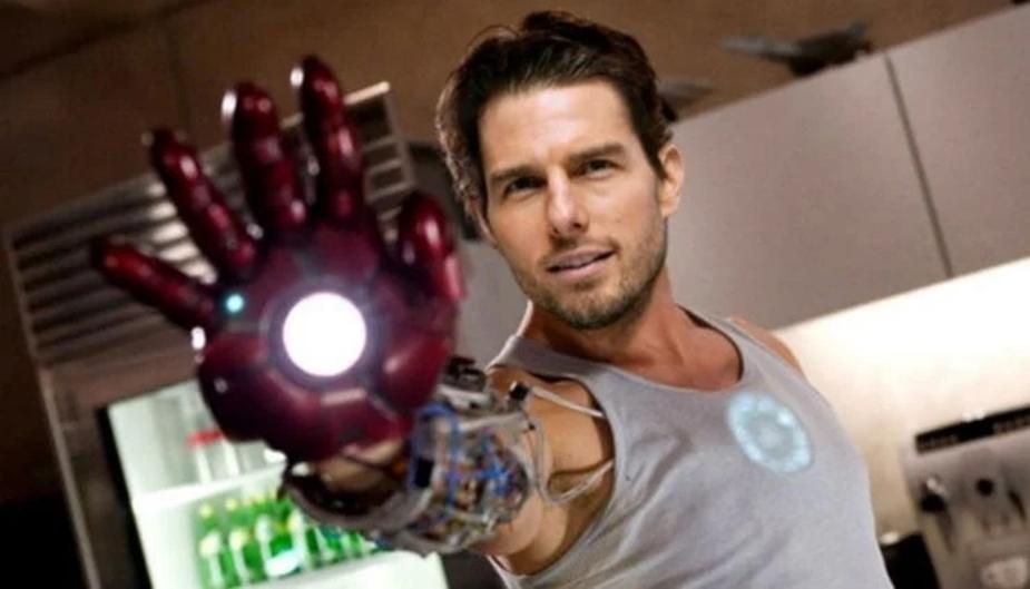 Железный человек не был бы таким популярным: как бы выглядел Том Круз в образе Тони Старка