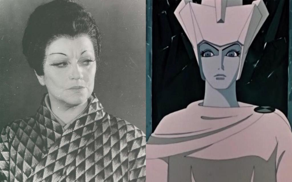 120 лет со дня рождения Марии Бабановой: талантливая советская актриса с прекрасным голосом, который она подарила Снежной Королеве