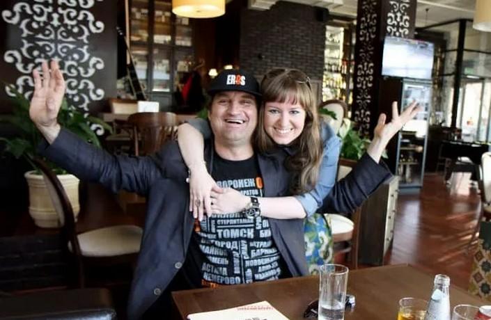 """""""Распространенное заблуждение в отношении моей нелепой персоны"""": Отар Кушанашвили признается, что он не сердцеед"""