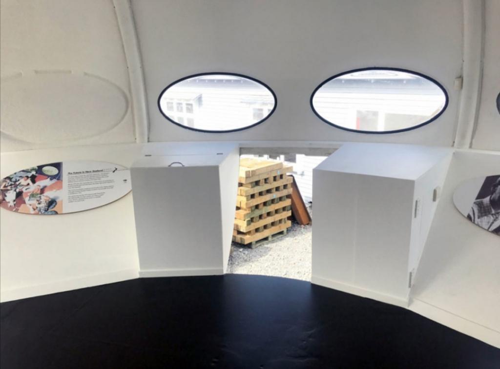 Это не арт-объект, это настоящий дом: как обустроено жилище в форме НЛО