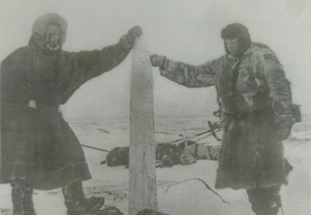 """145 лет со дня рождения исследователя Арктики Владимира Русанова, чей образ увековечен в романе """"Два капитана"""""""
