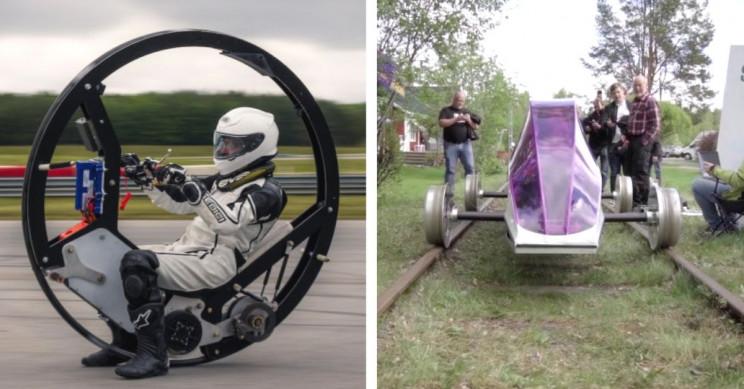 Трактор, который быстрее большинства спортивных автомобилей, 1069 танцующих роботов: интересные инженерные рекорды мира