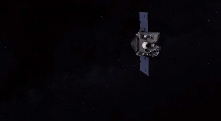 Как оказалось, астероид Бенну полый: в нем могут поместиться 2 футбольных поля