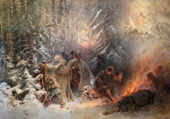 Иван Сусанин - народный герой