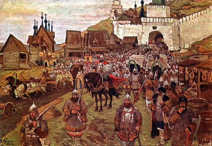 4 ноября 1612 года русское ополчение выбило поляков из Китай-города