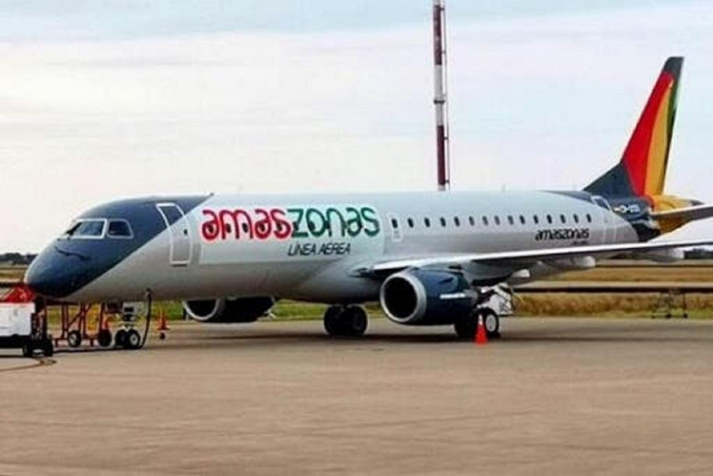 Рождение в небе уже второго малыша в этом году: на этот раз мамой на борту самолета стала женщина из Боливии