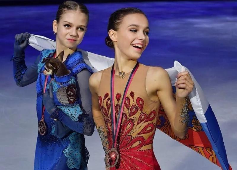 «Чтобы побеждать, Трусовой и Косторной незачем ходить в обнимку»: Ирина Слуцкая оценила возможность дружбы между ними