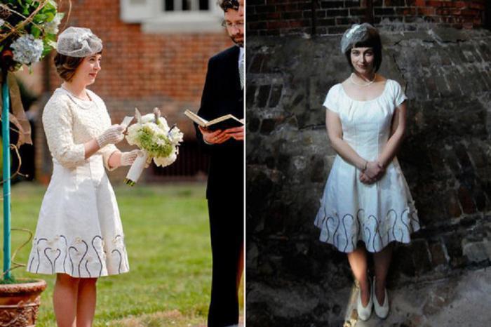 11 талантливых невест, самостоятельно создавших свои свадебные платья и восхитивших мир