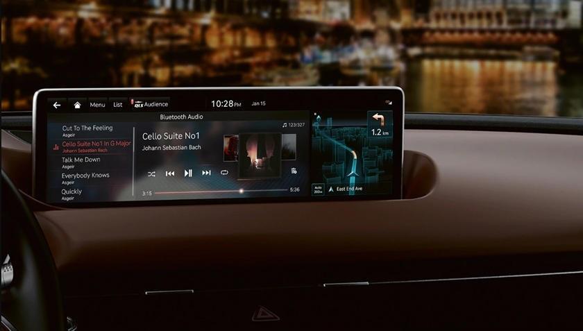 Hyundai предлагает информационно-развлекательную систему: новые модели Hyundai, Kia и Genesis получат поддержку искусственного интеллекта