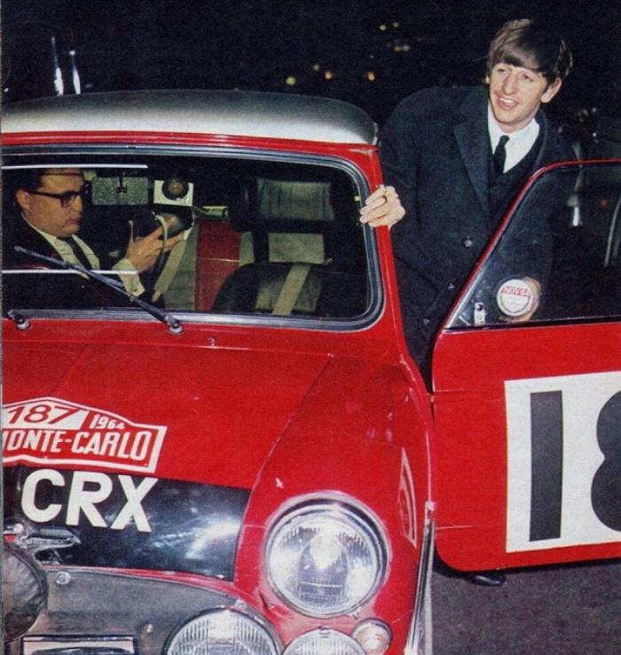 """""""Битлз"""" не только писали прекрасную музыку, но и знали толк в машинах: мини-автомобили """"ливерпульской четверки"""" (фото)"""
