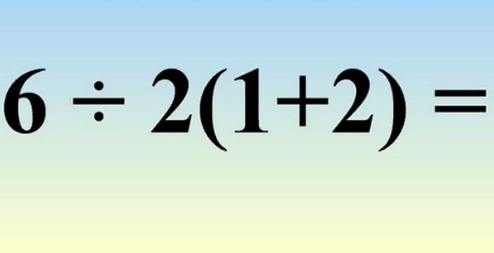 Простое математическое выражение поставило в тупик американских юзеров