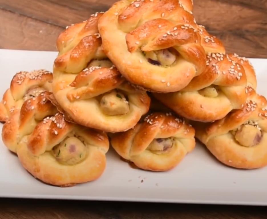 Картофельные колбаски заворачиваю в косички: получаю отличную замену жирным пирожкам