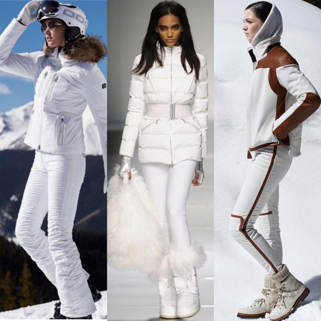Да здравствует снег! Настоящие леди выглядят стильно, даже катаясь на лыжах: какие вещи взять с собой в горнолыжный отпуск