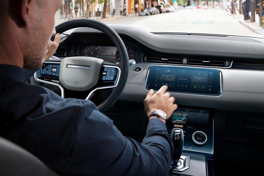 По-прежнему выглядит красиво: представлен Range Rover Evoque 2021 года с обновлениями в стиле Defender