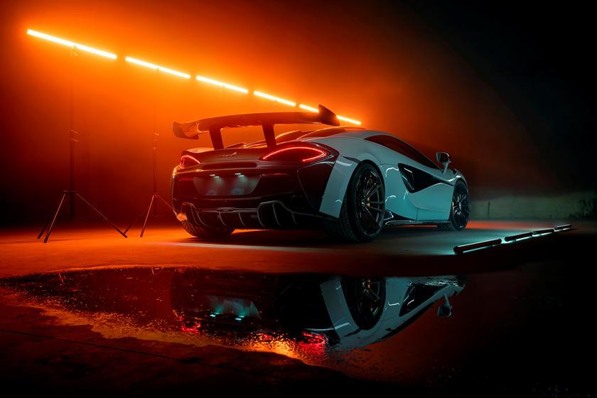 Больше мощности и лучше управляемость: Novitec представляет экстремальный McLaren 620R мощностью более 700 л. с.